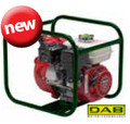 5.5hp Fire Pump with Lister Electric Start Diesel