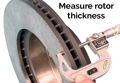 73-87 & 88-98 Rotor Thickness - Accessory Partners