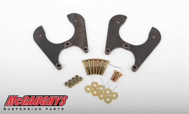 McGaughys Chevrolet Fullsize Car 1955-1964 Rear Disc Brake Conversion Brackets - Part# 63220