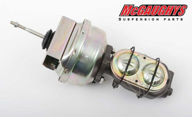 "McGaughys Chevrolet Fullsize Car 1955-1964 7"" Brake Booster With Master Cylinder & Bracket - Part# 63202"