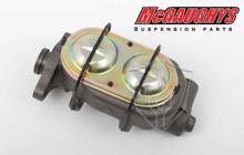 """McGaughys Chevrolet Nova 1962-1974 Non-Power 1"""" Bore Master Cylinder; Dual Resovoir - Part# 63203"""