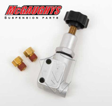 McGaughys Brake Porportioning Valve; Adjustable - Part# 63163