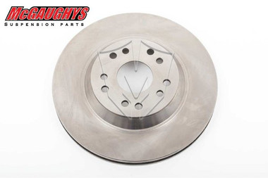 "McGaughys 13"" Disc Brake Rotor; 5x4.75 & 5x5 Bolt Pattern - Passenger Side - Part# 63145"