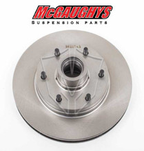 "McGaughys GMC C-10 1960-1987 12"" Front Disc Brake Rotor; 6x5.5 Bolt Pattern - Part# 63158"