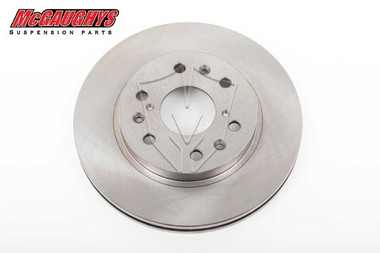 "McGaughys GMC C-10 1960-1987 13"" Disc Brake Big Brake Replacement Rotor; 6x5.5 Bolt Pattern - Passenger Side - Part# 63142"