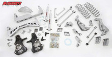 "McGaughys Cadillac Escalade EXT 4wd, HD Shocks 2007-2012 7"" Lift Kit W/Shocks - Part# 50735"
