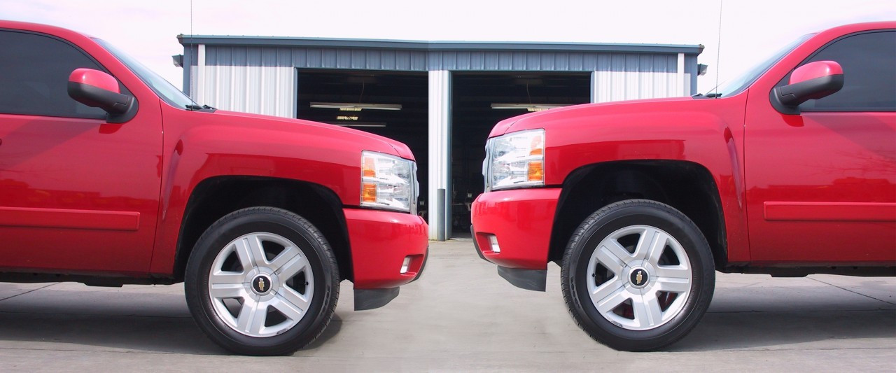 2007 2013 Chevrolet Silverado 1500 2wd 4wd 1 5 Front Leveling Kit Mcgaughys 50710
