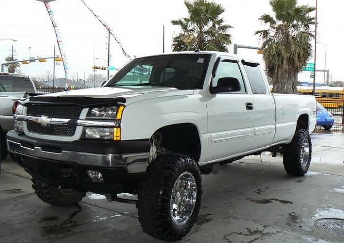 6 Inch Lift Kit For Chevy 1500 4wd >> 1999 2006 Chevrolet Silverado 1500 4wd 7 Lift Kit Mcgaughys 50000