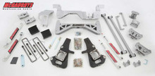 "2002-2010 Chevy Silverado 3500HD 2wd DRW Diesel 7"" Lift Kit- McGaughys 52001"