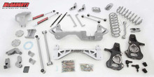 "2001-2006 Chevrolet Tahoe 4wd, Non Auto-Ride 7"" Lift Kit - McGaughys 50138"