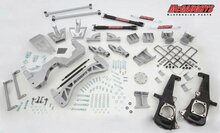 "2011-2014 GMC Sierra 2500HD 4wd Diesel 7"" Lift Kit - McGaughys 52350"