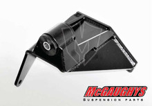 1999-2010 Chevrolet (Chevy) Silverado 2500HD/3500HD 4wd Bolt On Bracket For Stock Differential - McGaughys 52160