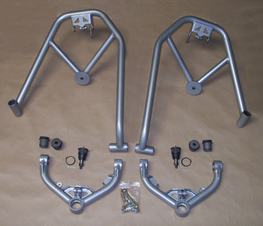 McGaughys GMC Denali 2wd & 4wd 2001-2006 Double Shock Hoops With Upper Control Arms - Part# 50150