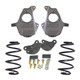 Chevrolet Avalanche W/ Auto Ride 2001-2006 2/3 Deluxe Drop Kit - McGaughys 33047
