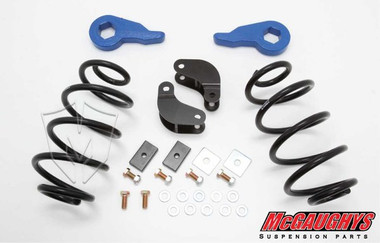 Chevrolet Avalanche W/O Auto Ride 2001-2006 2/3 Economy Drop Kit - McGaughys 11016