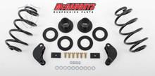 McGaughys Chevrolet Avalanche W/O Auto Ride 2007-2012 2/3 Economy Drop Kit - Part# 34065