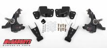 MCGaughys Chevrolet C1500 Silverado HD Brakes 1988-1998 2/4 Deluxe Drop Kit - Part# 33134