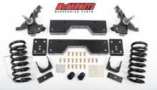 McGaughys Chevrolet C1500 Silverado LD Brakes 1988-1998 4/6 Deluxe Drop Kit - Part# 33138