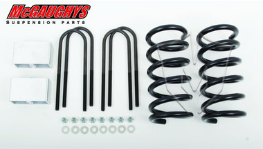 McGaughys Chevrolet S-10 Extended Cab 1982-2003 2/3 Economy Drop Kit - Part# 33107