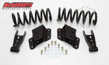 Chevrolet Silverado 1500 Standard Cab 1999-2006 2/4 Economy Drop Kit - Part# 11001
