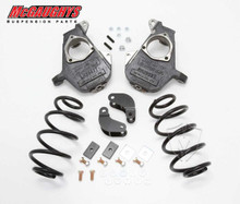 Chevrolet Suburban LD Shocks 2001-2006 2/3 Deluxe Drop Kit - McGaughys 11010