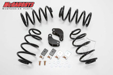 "2007-2014 Chevrolet Suburban W/O Auto Ride 2/3"" Economy Drop Kit - McGaughys 30010"