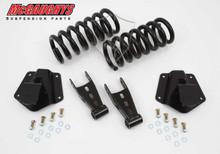 McGaughys Chevrolet Tahoe 4 Door 1995-2000 2/4 Economy Drop Kit - Part# 33146