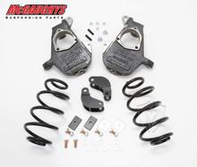 Chevrolet Tahoe LD Shocks 2001-2006 2/3 Deluxe Drop Kit - McGaughys 11010