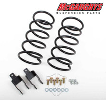 McGaughys Dodge Durango 2005-2009 1.5/3 Economy Drop Kit - Part# 44020