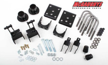 "McGaughys 70029 2009-2014 Ford F150 2wd 2/4"" Deluxe Drop Kit"