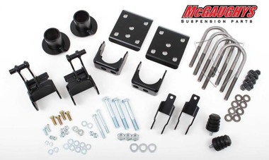 Ford F150 Extended/Crew Cab 2004-2008 2/4.5 Economy Drop Kit - McGaughys 70009