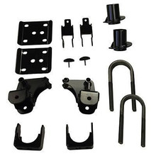 Ford F150 Standard Cab 2004-2008 2/4 Economy Drop Kit - McGaughys 70002