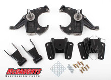 McGaughys GMC C-10 LD Brakes 1973-1987 2.5/4 Deluxe Drop Kit - Part# 93130