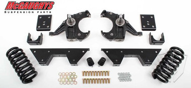 """1973-1987 GMC C-10 W/ 1"""" Thick Rotors 4.5/6"""" Deluxe Drop Kit - McGaughys 93151"""