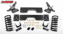 McGaughys GMC C1500 Cheyenne HD Brakes 1988-1998 4/6 Deluxe Drop Kit - Part# 33137
