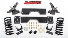 McGaughys GMC C1500 Cheyenne LD Brakes 1988-1998 4/6 Deluxe Drop Kit - Part# 33138