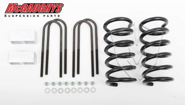 McGaughys GMC Envoy 1982-1997 2/2 Economy Drop Kit - Part# 33103