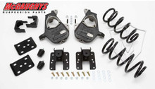 2007-2013 GMC Sierra 1500 Extended Cab 4/6 Deluxe Drop Kit - McGaughys 34006