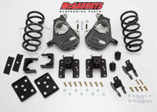 2007-2013 GMC Sierra 1500 Extended Cab 4/6 Deluxe Drop Kit - McGaughys 34015