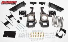 """2007-2014 Toyota Tundra 2/4"""" Deluxe Drop Kit - McGaughys 98004"""