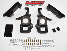 McGaughys 98020 Upgrade kit. Toyota Tundra 2007-2013 2WD  makes 2/4 Drop a 4/6 drop