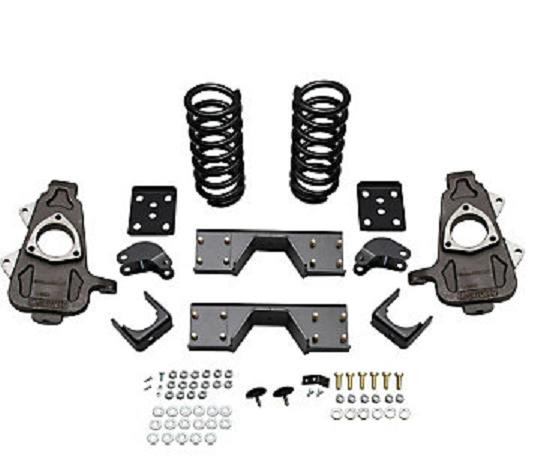 2009 Toyota Tacoma Double Cab Suspension: 2007-2014 Toyota Tundra Double/Crew Max Cab 2wd 4/6 Deluxe