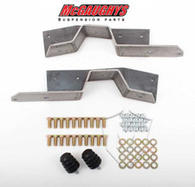 GMC C-10 1960-1972 Rear Frame C-Notch - McGaughys 63167