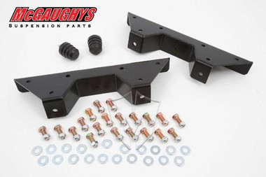 McGaughys GMC C-10 1973-1987 Rear Frame C-Notch - Part# 33152