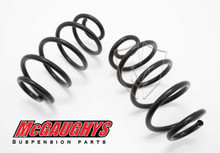 "Chevrolet Avalanche HD Shocks 2001-2006 Rear 3"" Drop Coil Springs - McGaughys 33062"