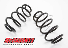 "Chevrolet Avalanche LD Shocks 2001-2006 Rear 3"" Drop Coil Springs - McGaughys 33050"