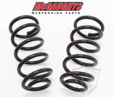 """McGaughys Chevrolet Avalanche W/O Auto Ride 2007-2013 Front 2"""" Drop Coil Springs - Part# 34042"""