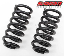 "Chevrolet C-10 1963-1972 Front 2"" Drop Coil Springs - McGaughys 63169"