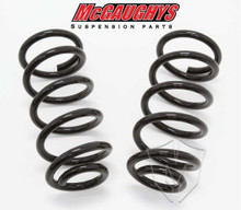"McGaughys Chevrolet Silverado 1500 Extended Cab 2007-2018 Front 1"" Drop Coil Springs - Part# 34039"