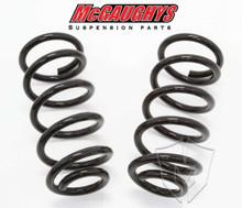 """McGaughys Chevrolet Silverado 1500 Standard Cab 2007-2012 Front 2"""" Drop Coil Springs - Part# 34042"""